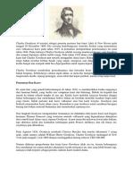 Charles Goodyear Di Tercatat Sebagai Penemu Pertama Ban Karet