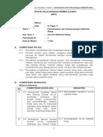 RPP Kelas 3 Sd Tema 1 Revisi 2018