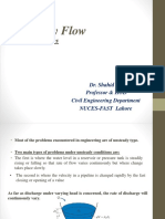Lec-3gradually Varying Flow
