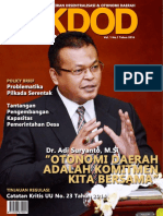PKDOD Review Vol 1 No 1 Tahun 2016