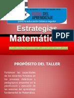PROCESOS DIDÁCTICOS Y PEDAGÓGICOS DE UNA SESIÓN DE MATEMÁTICA.pptx
