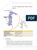 5 Development of Makassar New Port South Sulawesi