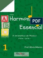 Livro Harmonia essencial Vol.1 parte 1