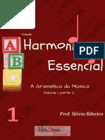 Livro Harmonia essencial Vol.1 parte 2 (HARMONIA FUNCIONAL)