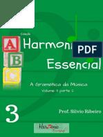 Livro Harmonia essencial Vol.3 parte 2 (HARMONIA FUNCIONAL)