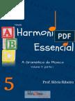 Livro Harmonia essencial Vol.5 parte 1
