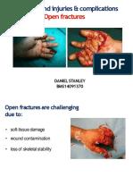 daniel open fracture.pptx