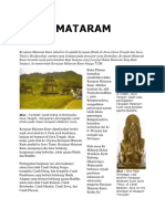 Kerajaan Mataram Kuno 2
