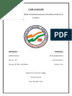 CPC - Case Analysis (Mahesh Yadav)