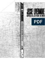 Preview of Jesse Livermore Speculator King