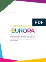 Programma +Europa