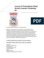 Cosmetics Formulations Book (2)