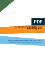 la nocion de espectador entre eisenstein y mertz.pdf