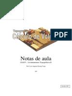 Apostila Calculo Volumes Terraplenagem