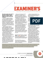 f8 Examiners Guidance