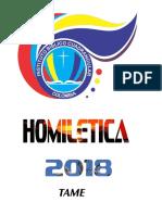 Homiletica Tame Ibc Portada