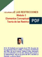 Capitulo III Elementos Conceptuales de La Toc
