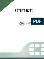 Documento Descriptivo FortiADC