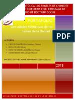 Portafolio II Unidad 2018 DSI II