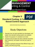 H&M Ch09 Standard Costing