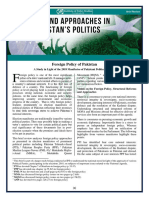 Foreign Policy of Pakistan [Issues and Approaches in Pakistan Politics]