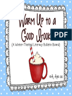 Warm Up to a Good Book a Literacy Bulletin Board Freebie