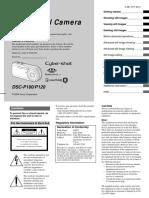 Manual Sony
