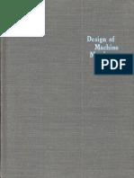 Design of Machine Members - Vallance & Doughtie.pdf