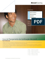 Windows Server 2012 Certificacao e Planos de Carreira