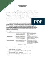 FARMACOLOGIA MÉDICA - SNC III.docx