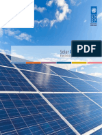 UNDP PV Booklet