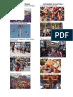 Tradiciones en Guatemala
