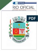 Atos Oficiais da Prefeitura de Nova Iguaçu de 20/07/18