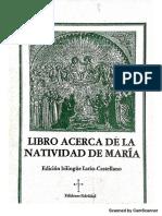 Natividad María
