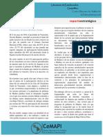 Venezuela y El Cerco del Gran Caribe [Reporte Estratégico 001].