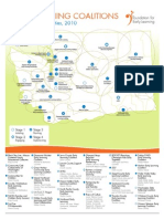 Community Coalition Map - Foundation for Early Learning