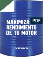 Lubricantes Volvo