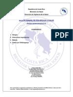 Boletín Epidemiológico SEMANA 37 2010
