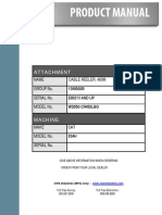 Product Manual_E80213 - CR450 Las Bambas