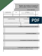 02 Registro de Monitoreo Agentes Quimicos