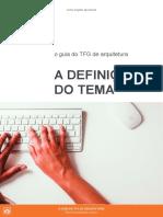 9 - COMO PROJETAR ESCOLHA DO TEMA DO TFG.pdf