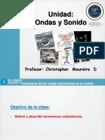 Ondas 2 - Fenómenos Ondulatorios