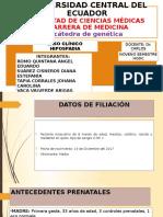 Caso Clinico Hipospadias