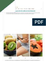 8 Licuados de Frutas Para Decirle Adiós Al Estreñimiento - Mejor Con Salud
