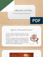 Introducción a La Ética F. Savater - Web