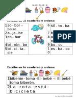 16 Frases para ordenar B.doc