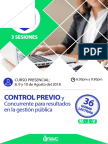 CURSO CONTROL PREVIO Y CONCURRENTE EN LAS ENTIDADES DEL ESTADO