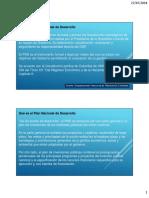 Generalidades Plan de Desarrollo Colombia