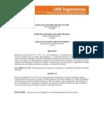Granulometria y Corte