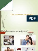 Uniones de Hecho Unc